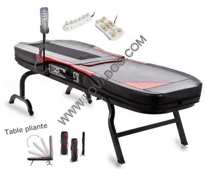 Table de massage pliante chauffante table de lit - Table massage pliante occasion ...